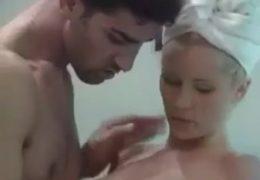 ZäRtlicher Sexfilm